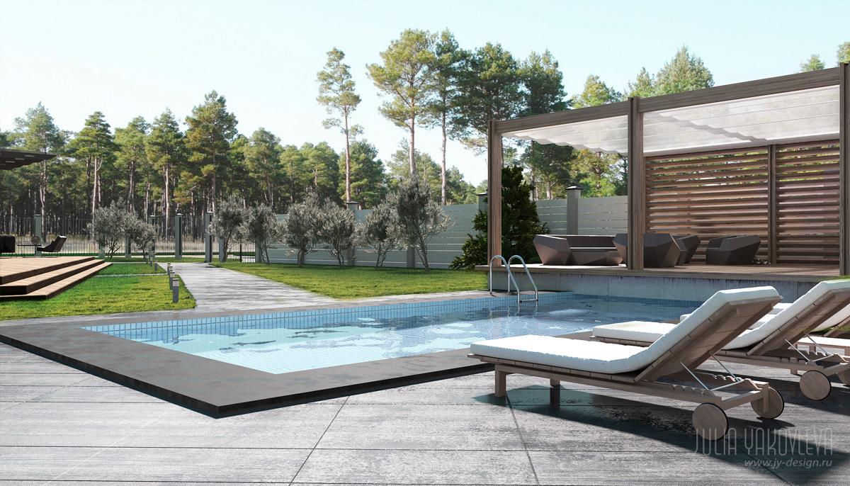 JY-design | Частный дом г. Геленджик