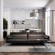 JY-design   Квартира для молодой семьи, ЖК AURORA