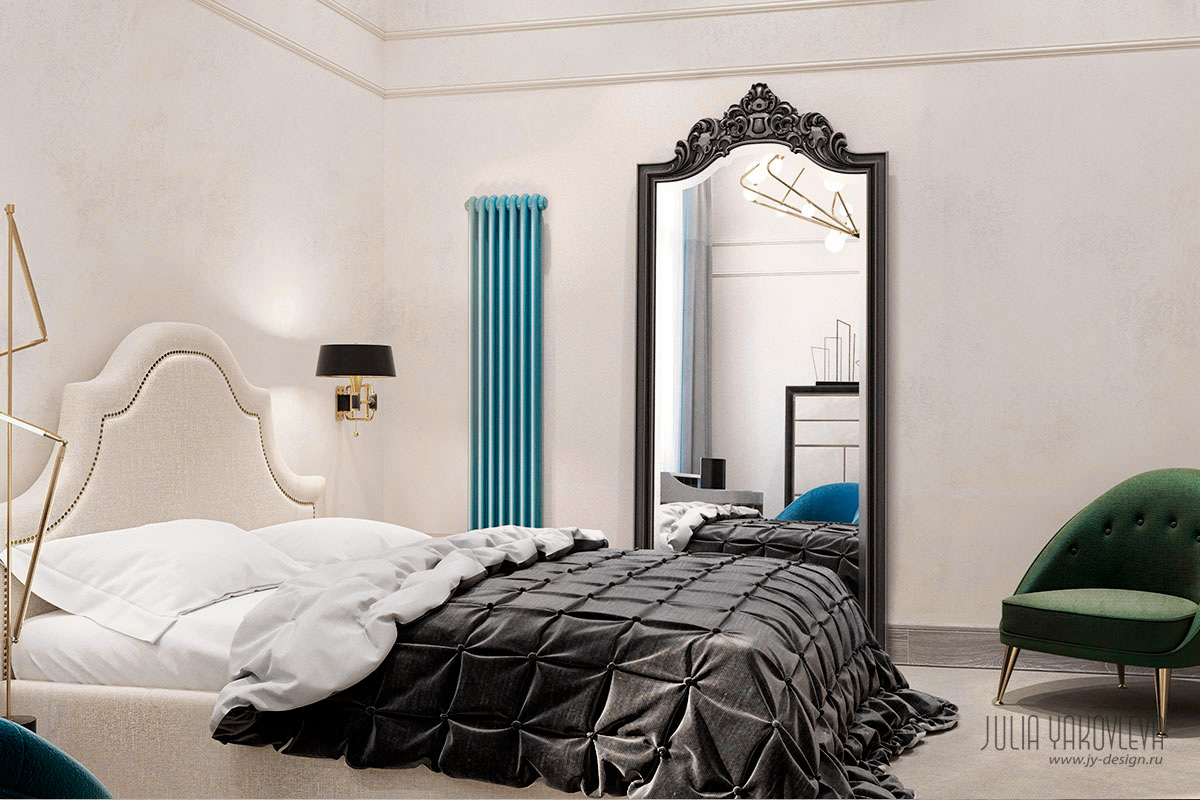 JY-design | Квартира для молодой семьи, ЖК AURORA